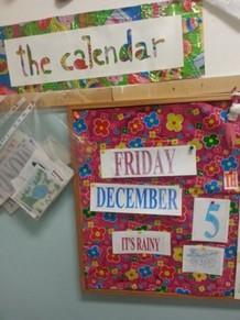 Costruire Calendario Scuola Infanzia.Strutturare L Aula E Gestire L Ambiente Classe Alla Scuola