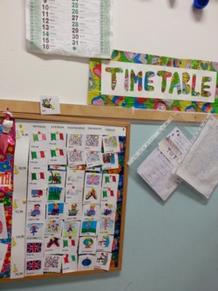 Calendario Classe Prima.Strutturare L Aula E Gestire L Ambiente Classe Alla Scuola